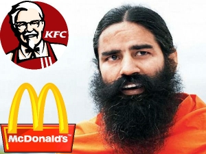 Ramdev S Patanjali Ayurved Wants Take On Mcdonald S Kfc Food In Detail
