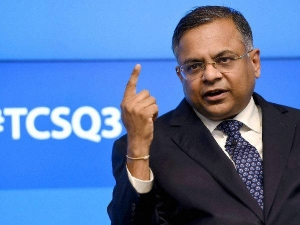 Tcs Former Ceo N Chandrasekaran Took 30 Crore As Salary 11 Months