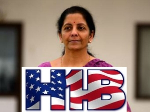 H1b Visa Professionals Would Not Come Down Nirmala Sitharam