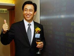 Hui Ka Yan China Evergrande S Boss Got 10 Billion Richer 1 Year