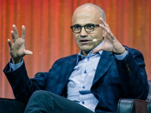 Microsoft Ceo Nadella Earns Usd 35 Million Share Sale