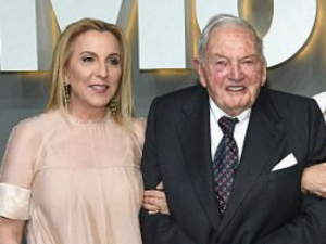 American Business Giant David Rockefeller