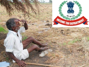 Suspect Agricultural Income Income Tax Department Send Notices To 700 Farmers