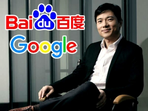 Robin Li Chanlleges Google Microsoft