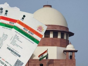 Aadhaar Card Is Not Mandatory Income Tax Filing Supreme Cour