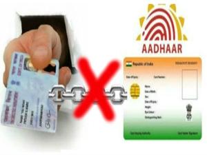 Aadhaar Pan Linking Is Not Mandatory All Read Who Are Exempt In Tamil