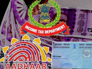 Not Linking Aadhaar With Pan Could Invite Income Tax Dept S Warth
