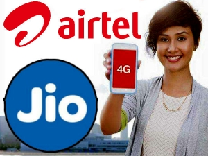 Idea Airtel On Great Fall On Ril Agm Jio Surprise Announcement