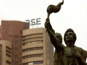 Sensex Nifty Close Lower After Historic High