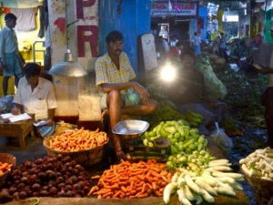 Vegetables Price 20 Percent Hike Chennai Koyembedu Market