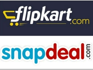 Flipkart May Offer S 900 950 Million Dollar Snapdeal