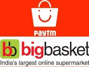 Shocking Amazon Paytm Mall Talks Invest 200 Million Bigbasket