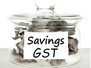 How Use Gst Savings Invest Smartly