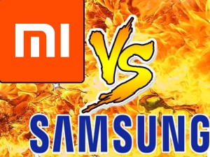 It S Samsung Vs Xiaomi India Now As Battle Market Share Hots Up