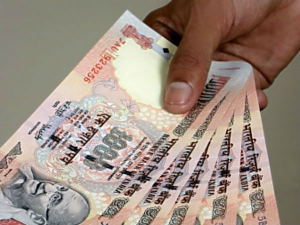 No Idea Re Introduce New 1 000 Rupee Note Again Finance Min