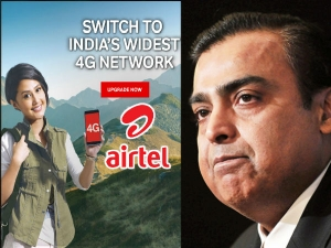 Airtel Shines Eventhough Jio Domination