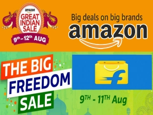Up 70 Discounts On Flipkart S Big Freedom Sale Amazon S Great Indian Sale