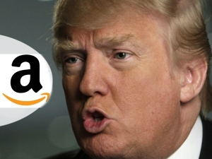 Amazon Stock Market Value Falls 5 70 Billion Dollar After Trump