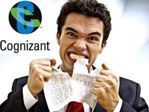 Executives Accept Cognizant Vsp Scheme
