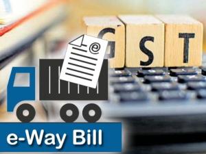 What Is Eway Bill Under Gst