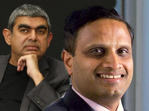 Pravin Rao Takes Over From Vishal Sikka At Infosys Who Is He