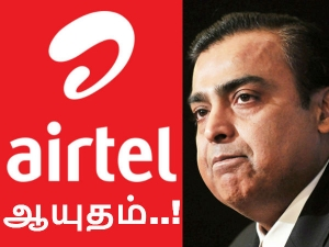 Airtel Take On Reliance Jio With Its Own Game