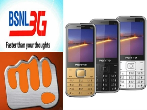 Micromax Teams Up With Bsnl Competitive Jiophone