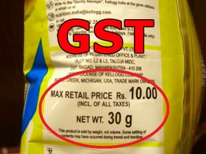 Products With Pre Gst Prices Be Confiscated From October
