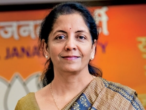 Nirmala Sitharaman Hands Over Made India Engines Army