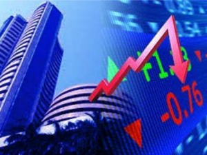 Sensex Tanks 450 Points Nifty Slips Below 10k