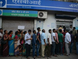 Telangana Andhra Atms Are Still Reeling Under Cash Crunch
