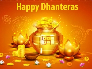 Why Dhanteras Considered As Auspicious Day Buy Gold