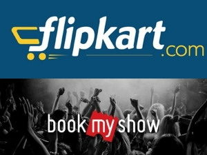 Flipkart Talks Buy Stake Bookmyshow Report