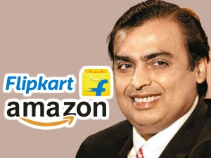 Reliance Retail Will Be Biggest Challenge Amazon Flipkart