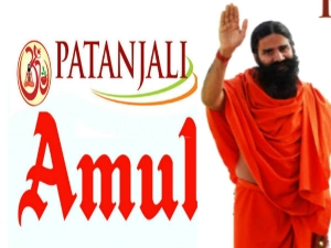 Patanjali Company S Next Milestone Team Up With Amul