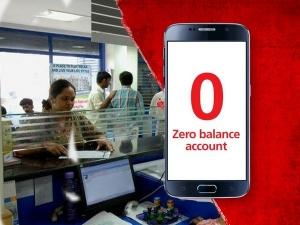 How Open Zero Balance Account With Banks Like Sbi Icici Hdf