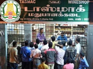 Tasmac Is Easy Way Make Money Tamil Nadu Government