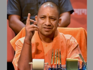 Us Big Shots Meeting With Yogi Adityanath