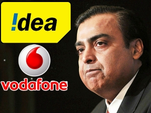 Idea Vodafone Gave Shock Jio