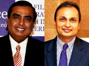 Two Different Tale After Split Ambani Brothers