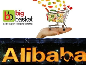 Alibaba Set Put 300 Million Bigbasket