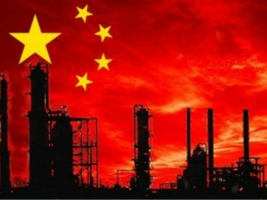 Giant Oil Field Discovered China