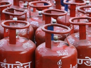 Subsidised Non Subsidised Lpg Gas Cylinder Rates On December