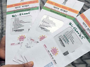 Uidai Denies Reports Cheaply Available Biometric Aadhaar Details Breach