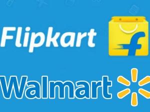 Walmart Talks Buy Minority Stake Flipkart