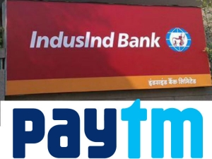 Paytm Payments Bank Indusind Tie Up Fixed Deposit Facility