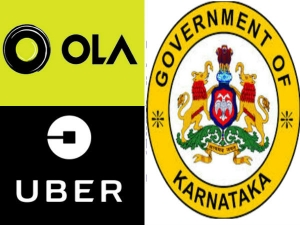 Karnataka Government Fixes New Fare Structure Cab Aggregators Including Ola Uber