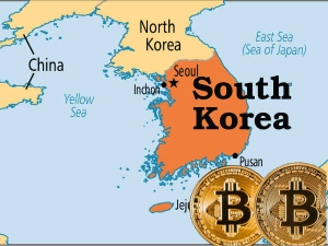 Cryptocurrencies Retreat Amid South Korea Clampdown Concerns
