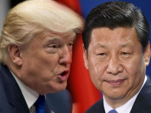 Donald Trump Considers Big Fine Over China Regards Intellectual Property Theft