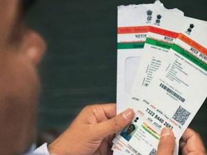 Aadhaar Bill Passed Will Help Better Subsidy Targeting Govt